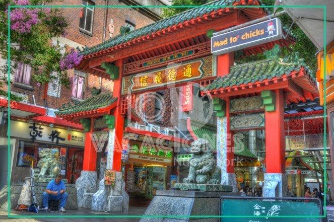 Barrio chino - Chinatown