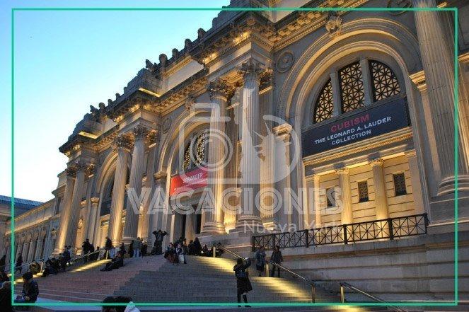 Museo Metropolitano de Arte (MET) - The Metropolitan Museum of Art