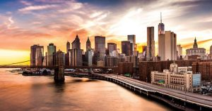 Los 5 Distritos de Nueva York