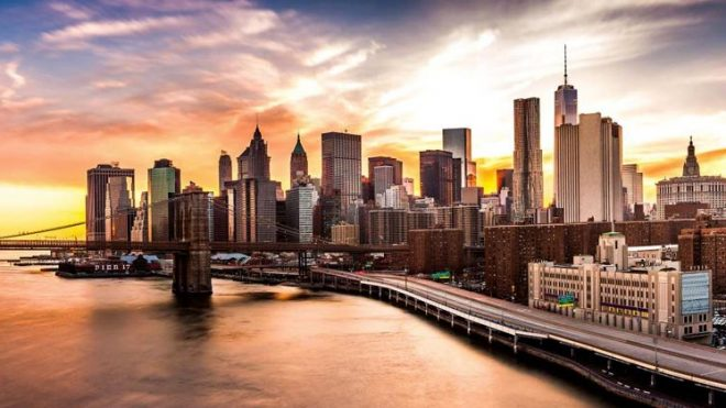 Los 5 Distritos de Nueva York: Boroughs de Nueva York