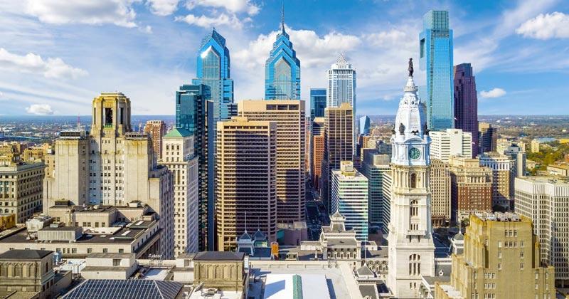 ¿Cómo llegar hasta Filadelfia desde la ciudad de Nueva York?