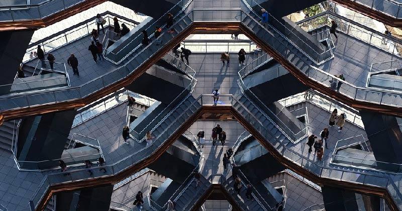 The Vessel, la nueva obra de arte en Nueva York