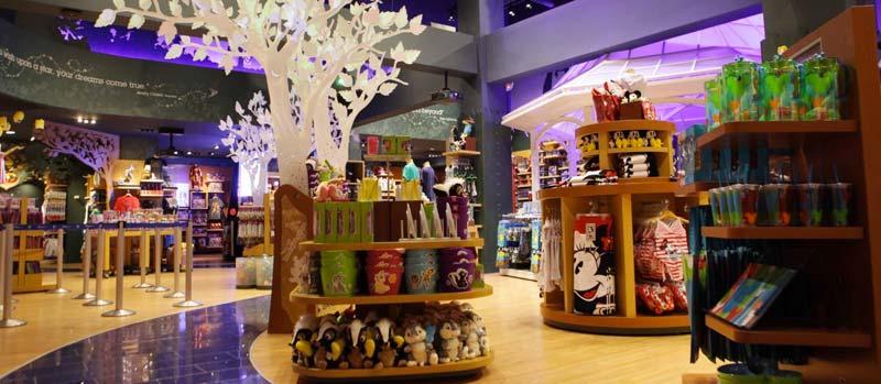Disney Store NYC