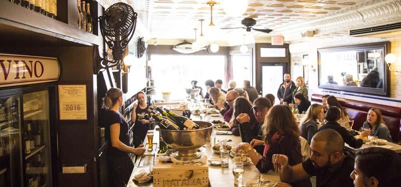 Los mejores restaurantes de Boston