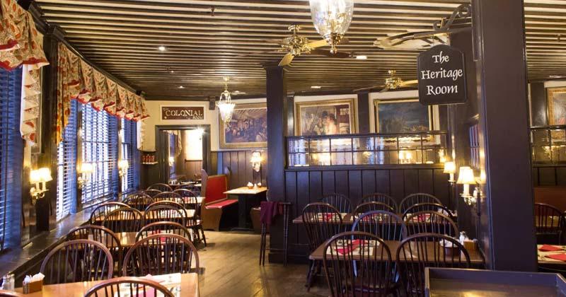 mejores restaurantes de Boston