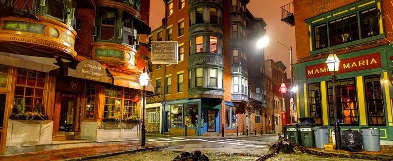 zonas donde hospedarte en Boston