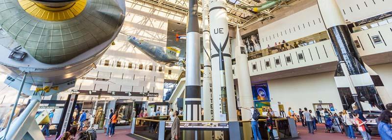 maravillas del Museo del Aire y el Espacio