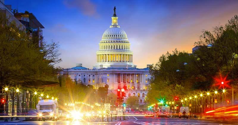 7 curiosidades de Washington D.C