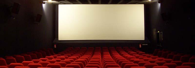 sala de cine casa blanca