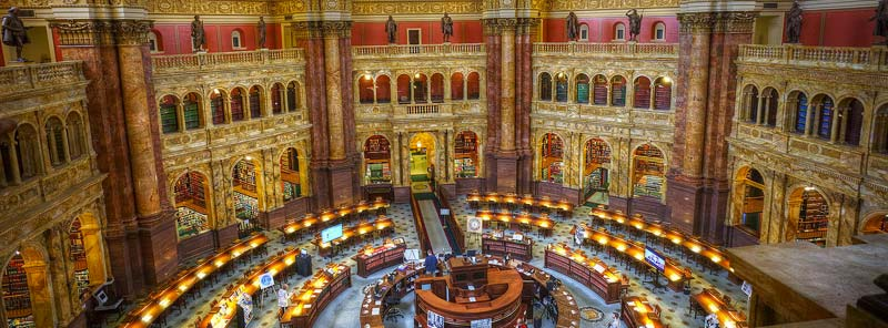 biblioteca washington dc