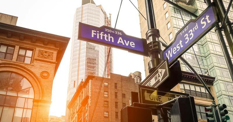 5 planes gratis en Nueva York