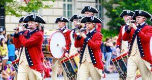 eventos celebrados en Washington DC