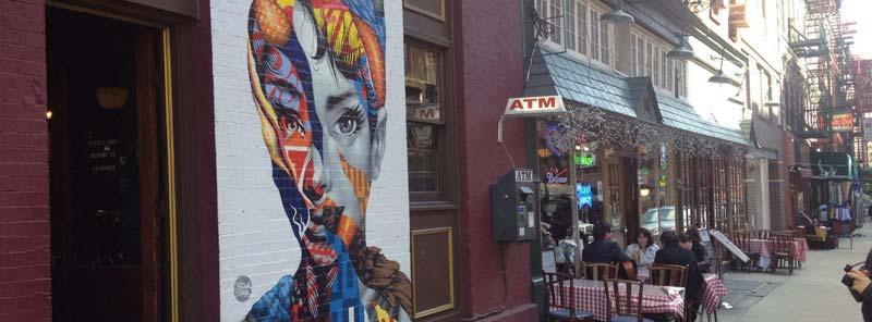 Dónde ver los mejores graffitis en Nueva York