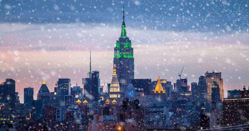 Cómo se celebra navidad en Nueva York