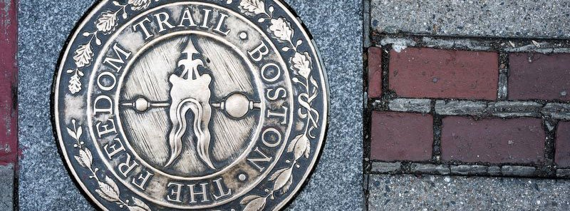freedom trail excursión a Boston desde Nueva York