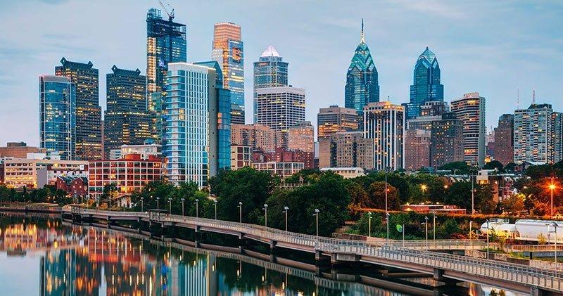 8 planes familiares en Filadelfia
