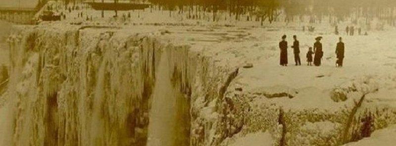 cataratas del Niágara en 1911