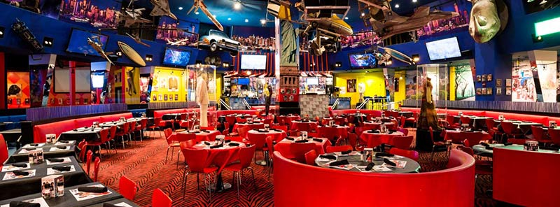 Planet Hollywood NY