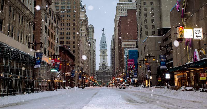 Qué hacer en Filadelfia en temporada de invierno
