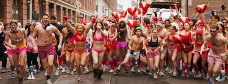 El día de San Valentín en Nueva York