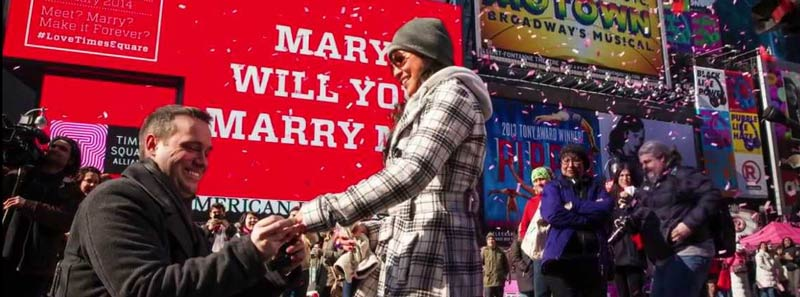 love in times square