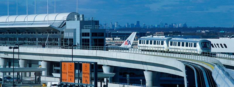 Cómo llegar desde los aeropuertos de Nueva York a Manhattan