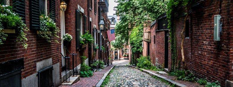 Las mejores zonas para tomar fotografías en Boston