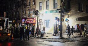 series de tv grabadas en NYC