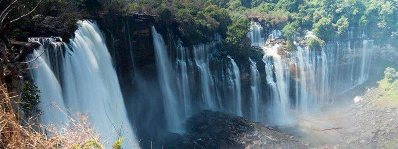cataratas de Kalandula