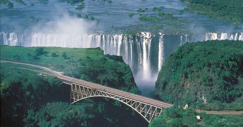 8 de las cataratas más impresionantes del mundo