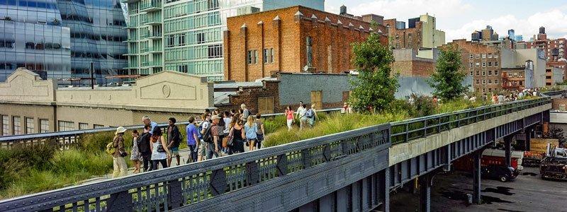 hig line park nueva york