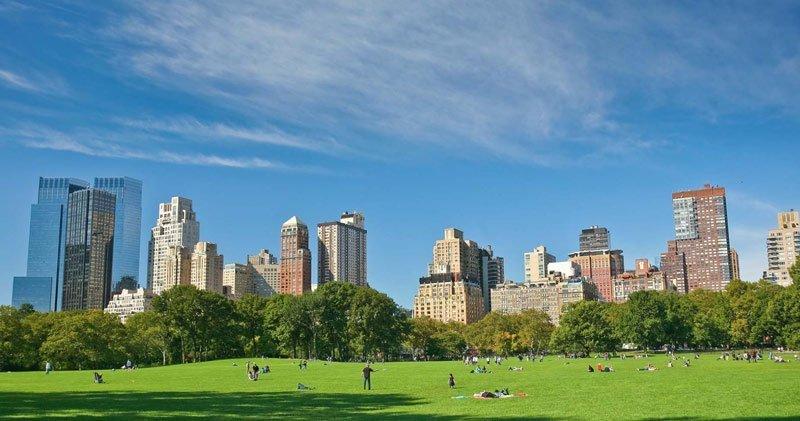 Los 6 mejores parques de Nueva York