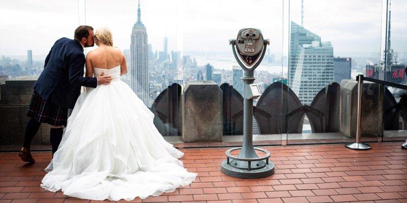 empire state weddings