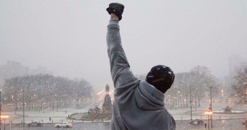The Rocky Steps: El lugar más visitado de Filadelfia