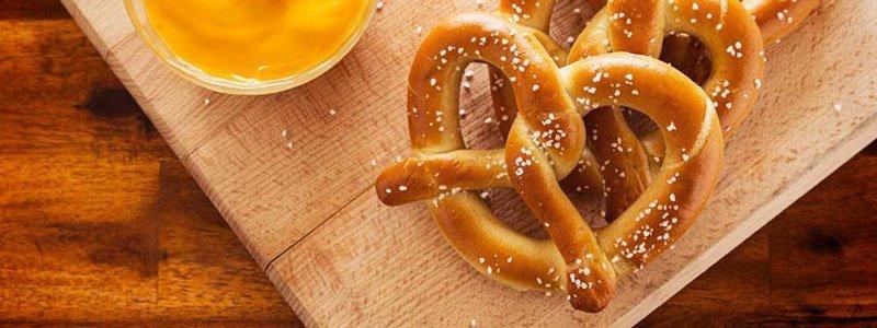 pretzels en nueva york