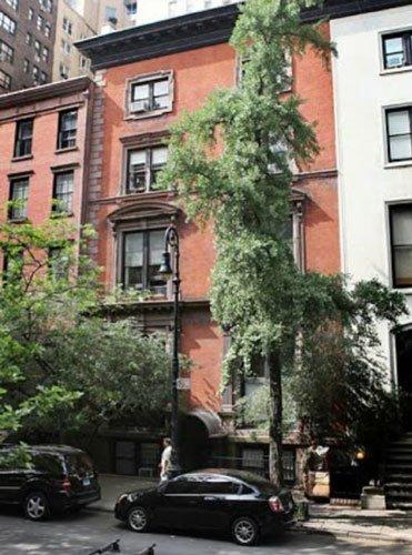 La casa de la muerte en Nueva York