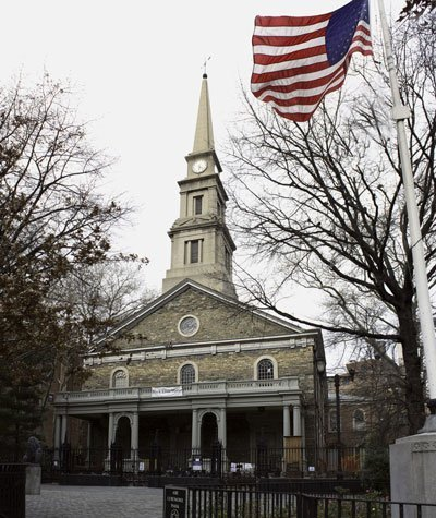 Iglesia de San Marcos en Nueva York