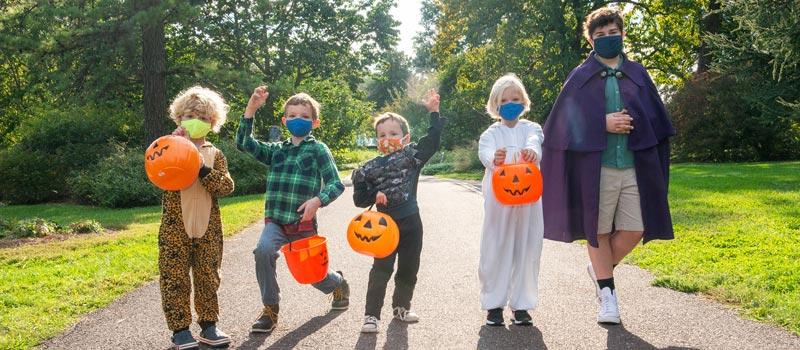 Celebrar halloween en Filadelfia