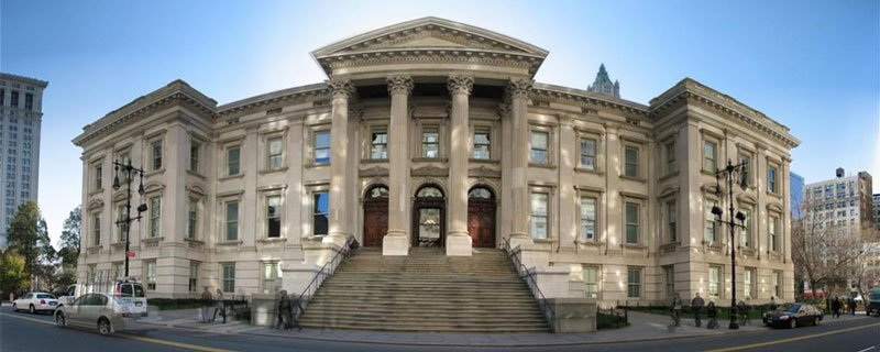 Palacio de justicia Tweed - Nueva York