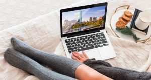 Visita Boston de manera virtual