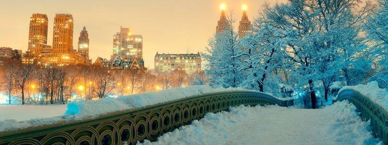 Central Park Navidad