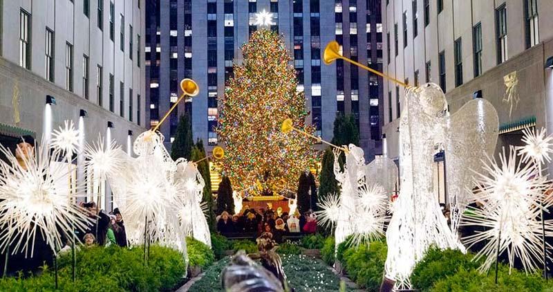 ¿Celebrarás navidad en Nueva York? Entonces esto te interesa