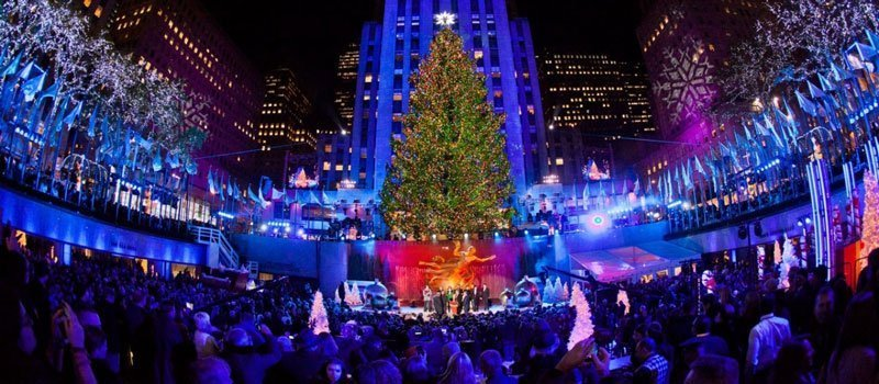 Rockefeller Center Navidad