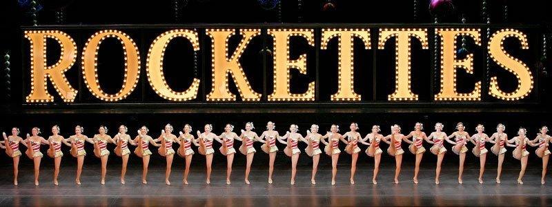 Rockettes Navidad NYC