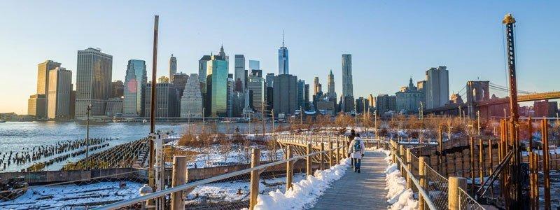 Guía del invierno en Nueva York