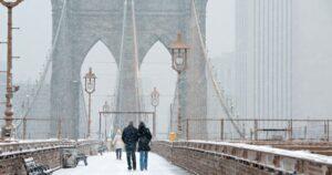 Invierno en NYC