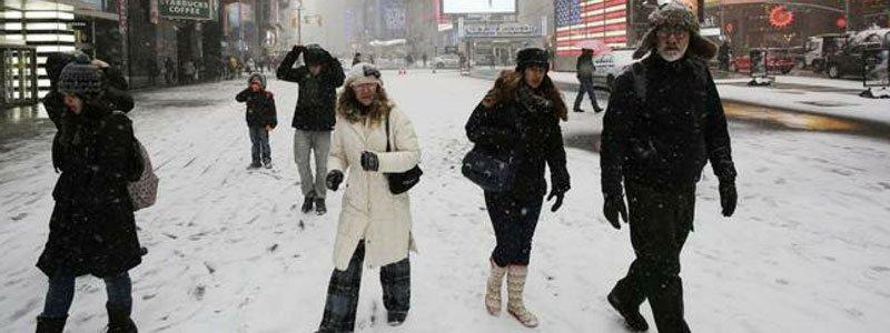 Ropa para invierno en NYC