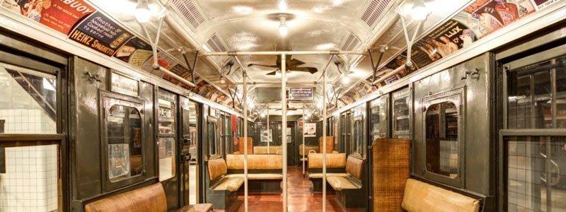 Vintage Subway NYC