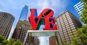 San Valentín en Filadelfia