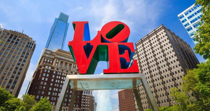 13 ideas para celebrar San Valentín en Filadelfia